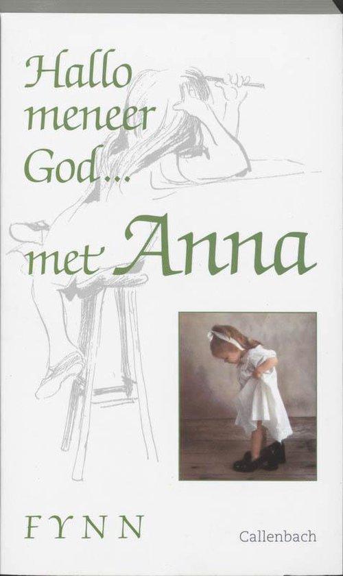 Hallo meneer God... met Anna - Fynn  