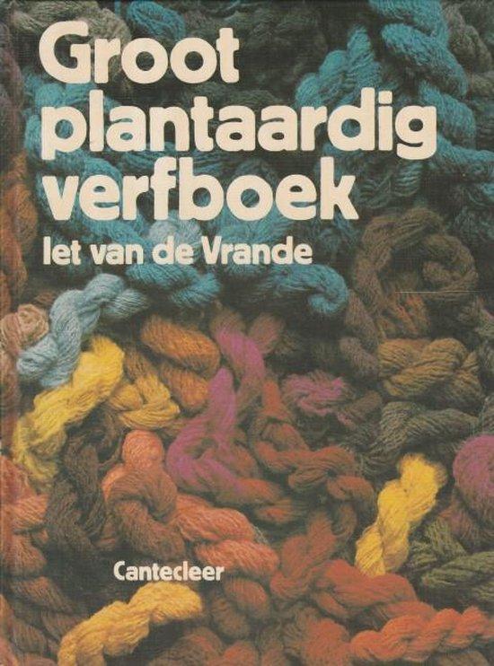 Groot plantaardig verfboek - Vrande pdf epub