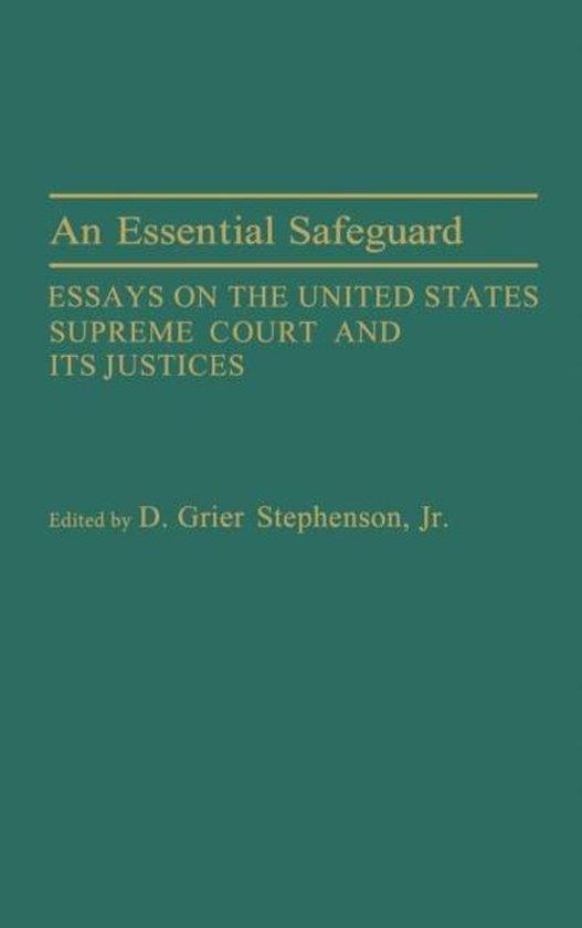 An Essential Safeguard