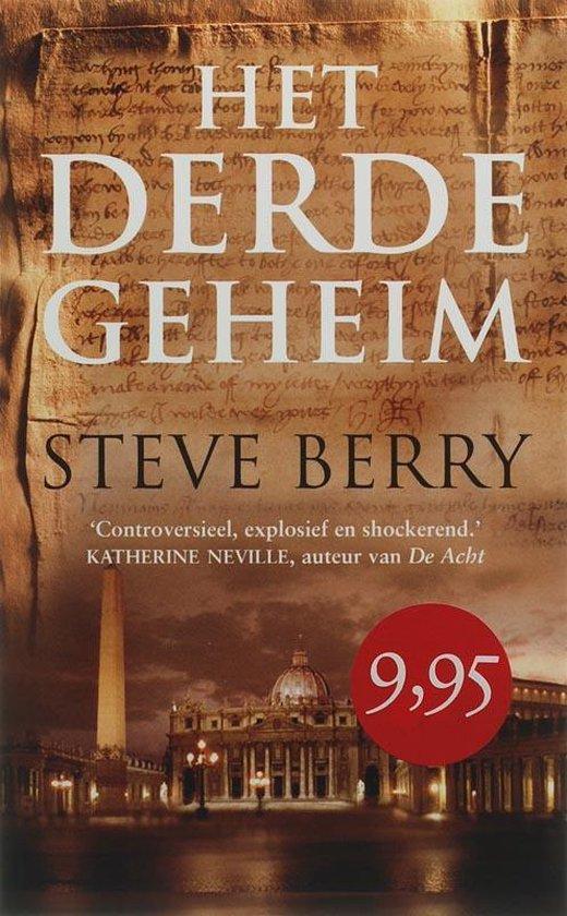 Het derde geheim - Steve Berry pdf epub