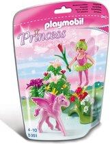 Playmobil Lentefee met Pegasusveulen Kersenbloesem - 5351