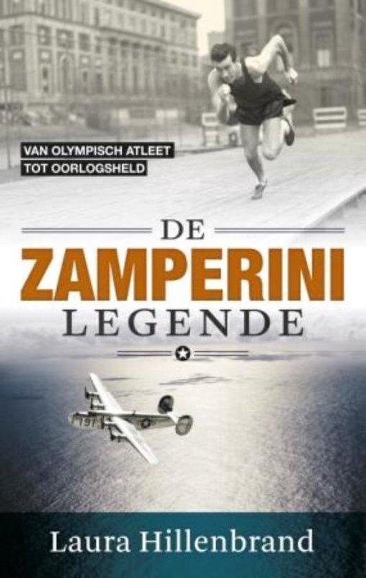 ZAMPERINI LEGENDE - Laura Hillenbrand  