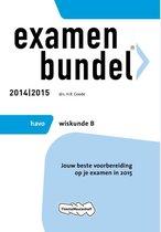 Examenbundel  - HAVO Wiskunde B 2014/2015