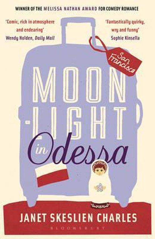 Boek cover Moonlight in Odessa van Janet Skeslien Charles (Paperback)
