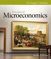 Boek cover Principles of Microeconomics van Mankiw