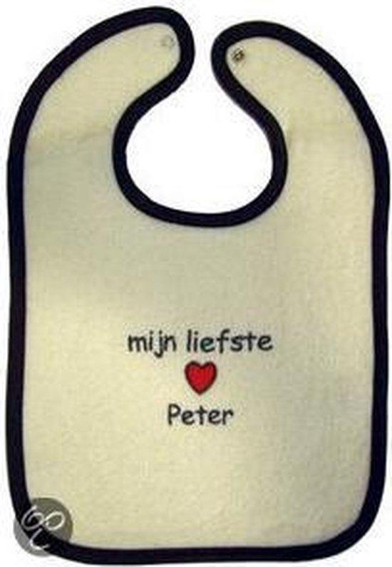 ISI Mini - Slabbetje - Mijn liefste Peter