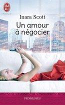 Omslag Un amour à négocier