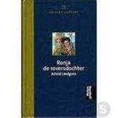 Astrid Lindgren, Ronja de roversdochter - Gouden Lijsters - Wolters Noordhoff, 1999