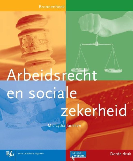 Arbeidsrecht En Sociale Zekerheid - Lydia Janssen |
