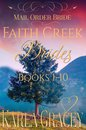 Mail Order Bride - Faith Creek Brides - Books 1-10