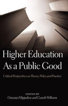 Higher Education As a Public Good