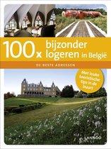 100 X bijzonder logeren in Belgie
