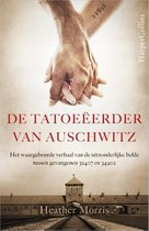 Boek cover De tatoeëerder van Auschwitz van Heather Morris