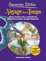 Le Voyage dans le temps - tome 6