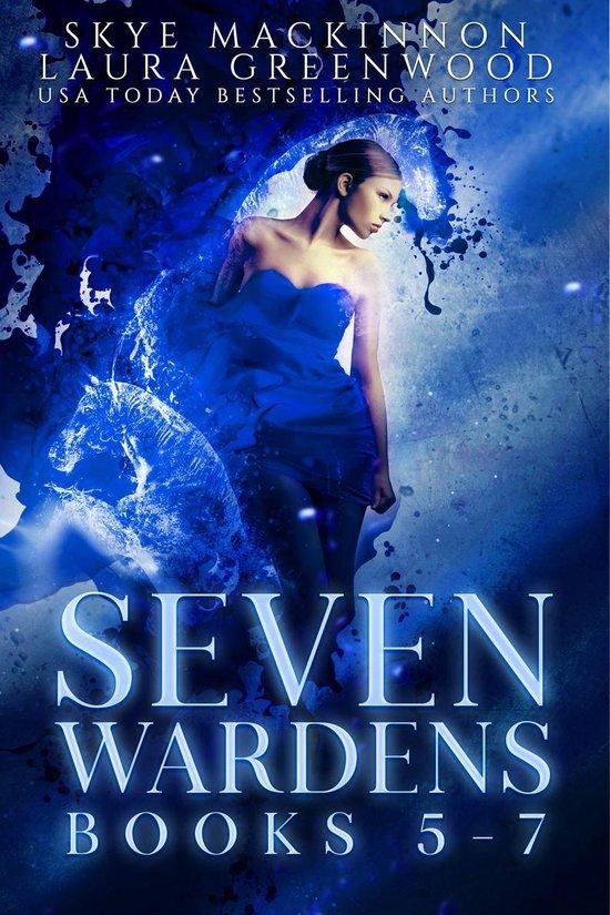 Boek cover Seven Wardens Omnibus: Books 5-7 van Skye Mackinnon (Onbekend)
