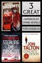 3 Great Hardboiled Crime Novels