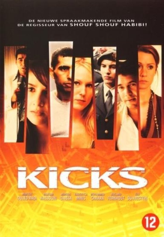 KICKS /S DVD NL
