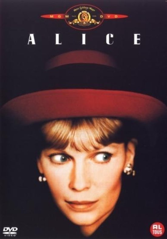 Cover van de film 'Alice'