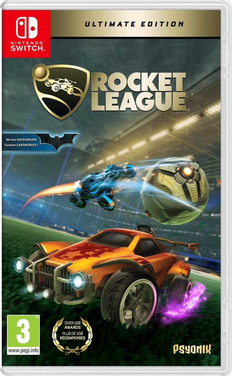Rocket League - Ultimate Edition - Nintendo Switch - Warner Bros. Games