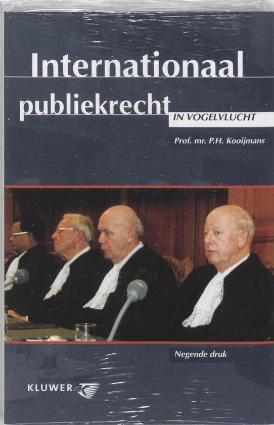 Internationaal publiekrecht in vogelvlucht - P.H. Kooijmans |