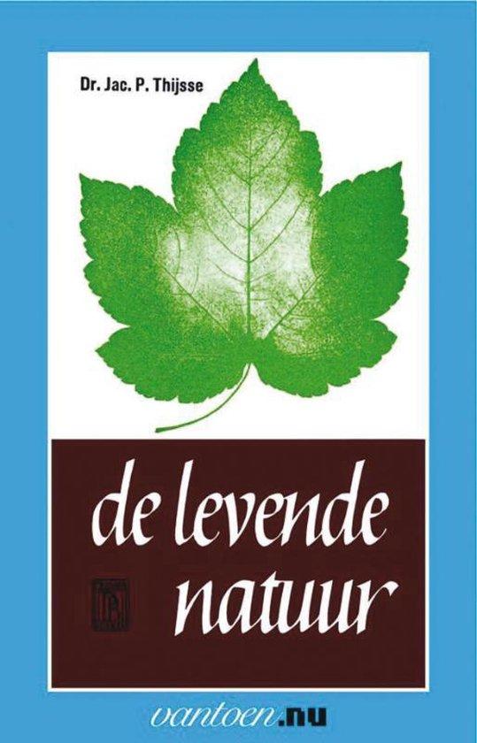 Vantoen.nu - Levende natuur - J.P. Dr. Thijsse |