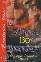 The Alpha's Boy [New Luna Werewolves 4] (Siren Publishing Everlasting Classic Manlove)