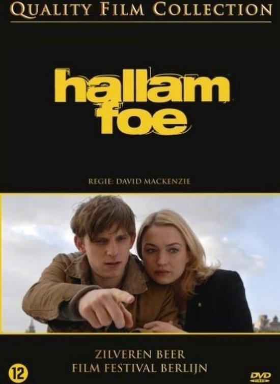 Cover van de film 'Hallam Foe'