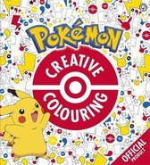 Boek cover The Official Pokemon Creative Colouring van Pokémon (Paperback)