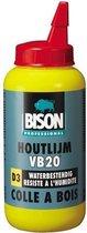 Bison Houtlijm D3 - Lijm inhoud: 250 ml