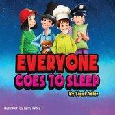 Everyone goes to sleep