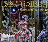 CD cover van Somewhere In Time van Iron Maiden