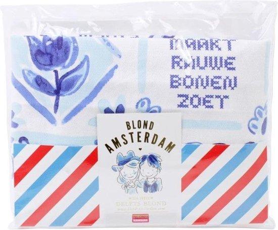 Blond Amsterdam Delfts Blond Theedoek - 50x70 cm