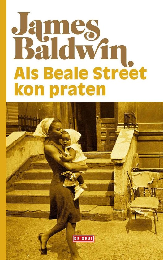 Als Beale Street kon praten - James Baldwin |