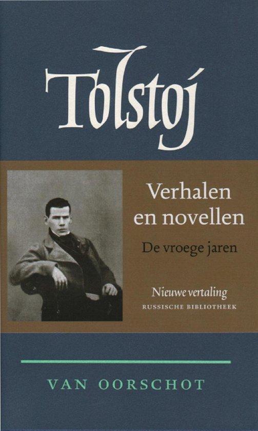 De Russische bibliotheek 1 - De vroege jaren - L.N. Tolstoj |