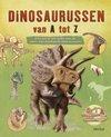 Afbeelding van het spelletje Deltas Dinosaurussen van A tot Z