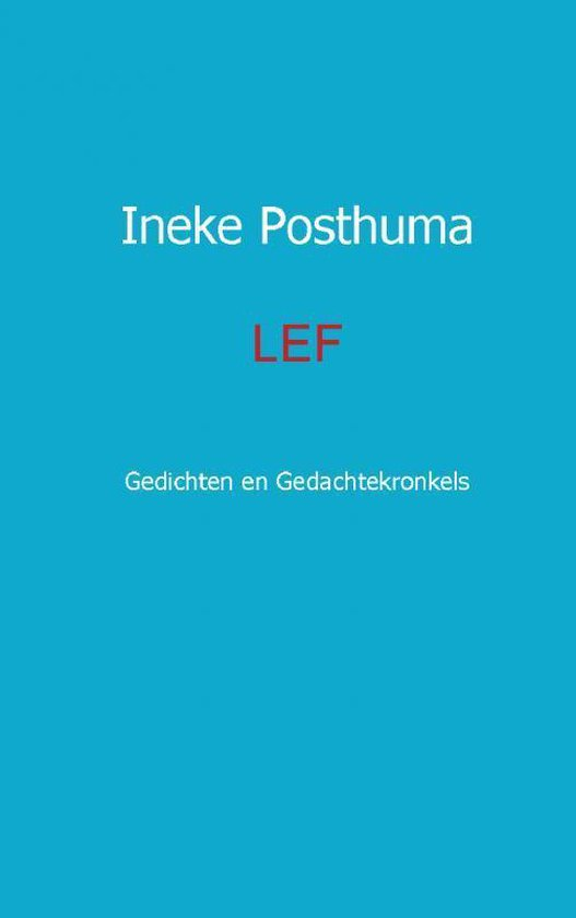 Lef - Ineke Posthuma |
