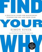 Boek cover Find Your Why van Simon Sinek (Onbekend)