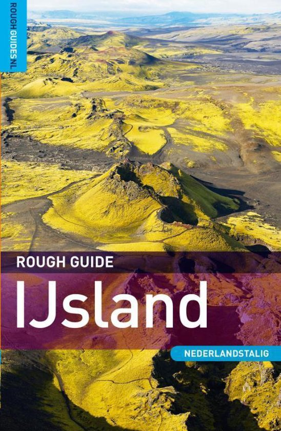 Rough Guide Ijsland - David Leffman pdf epub