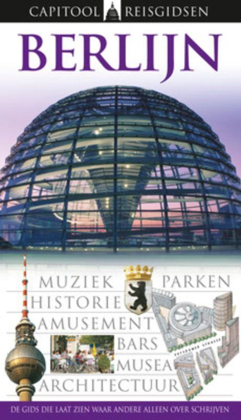 Cover van het boek 'Berlijn'