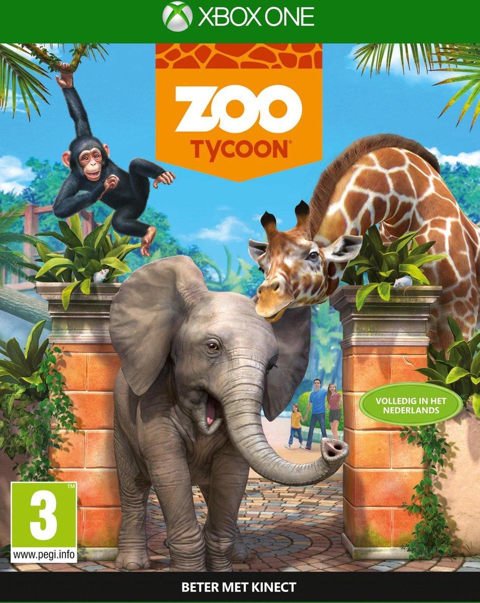 Zoo Tycoon – Xbox One