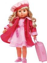 Bayer - Baby Charlene - babypop - spreekt Nederlands - 46 cm