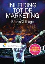 Afbeelding van Inleiding tot de marketing