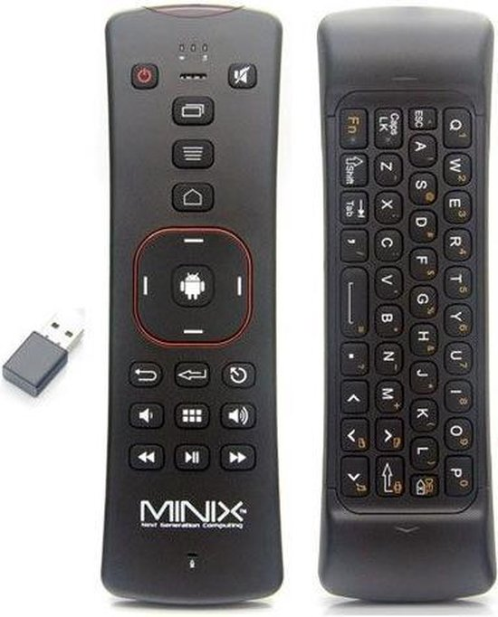 MINIX NEO A2 - Air/FlyMouse Controller/Keyboard - MINIX