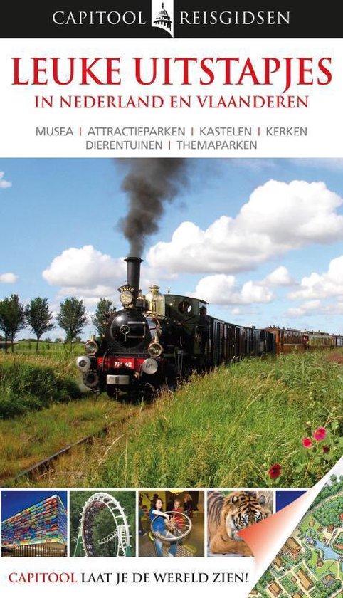 Capitool reisgids Leuke uitstapjes in Nederland en Vlaanderen - Harry Bunk |