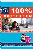 100% stedengidsen - 100% Rotterdam