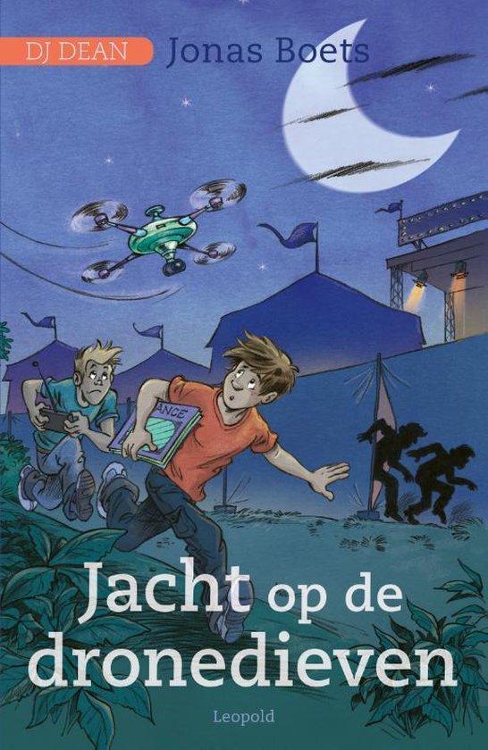 Jacht op de dronedieven - Jonas Boets |