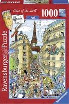 Ravensburger puzzel Fleroux Parijs