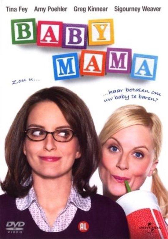 Cover van de film 'Baby Mama'
