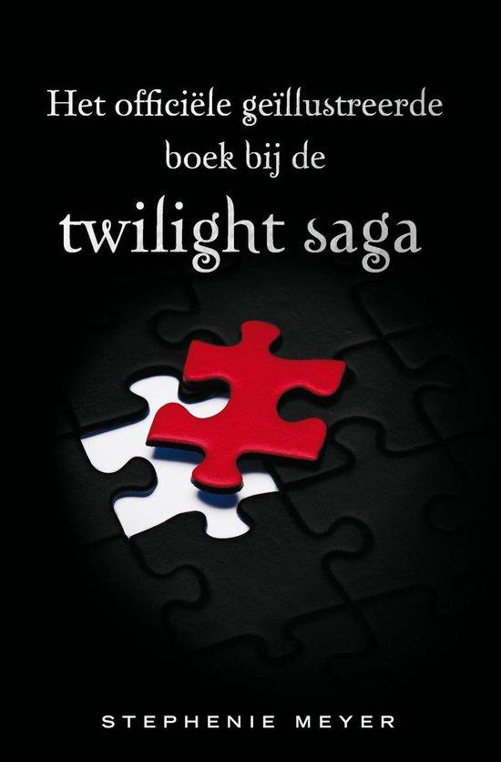 Het officiele geillustreerde boek bij de Twilight saga - Stephenie Meyer |