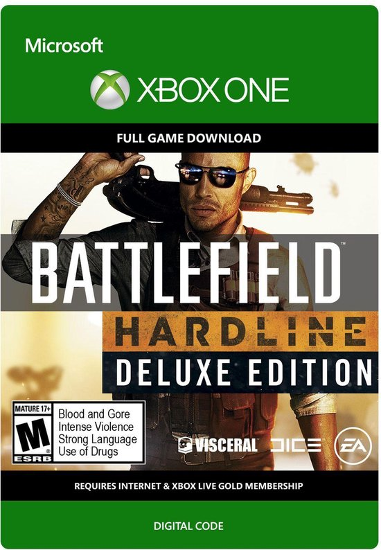 Battlefield: Hardline – Deluxe Edition – Xbox One Download